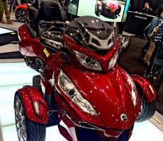 The 42nd Tokyo Motorcycle Show at Tokyo Big Sight