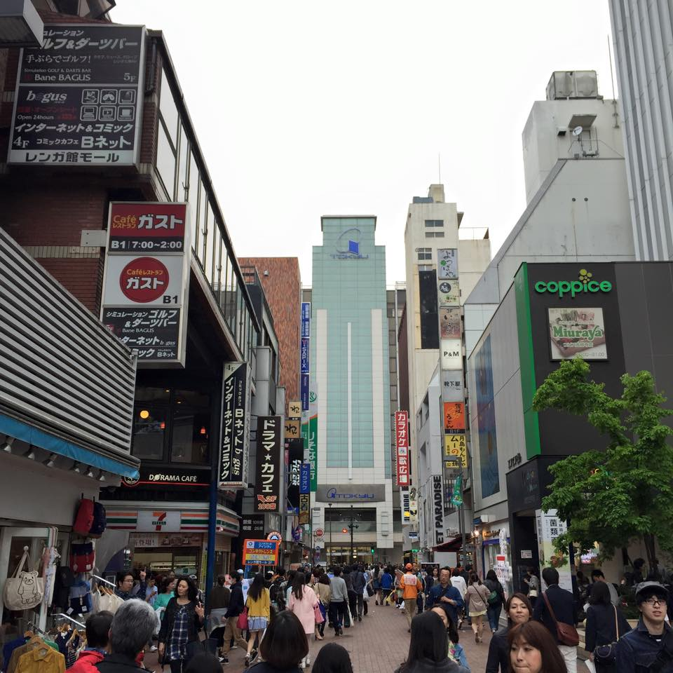 "Kichijoji Special- it's cool to call this town ""Joji"" as locals do so;-) Have a quick tour around the most popular town in Japan!12"