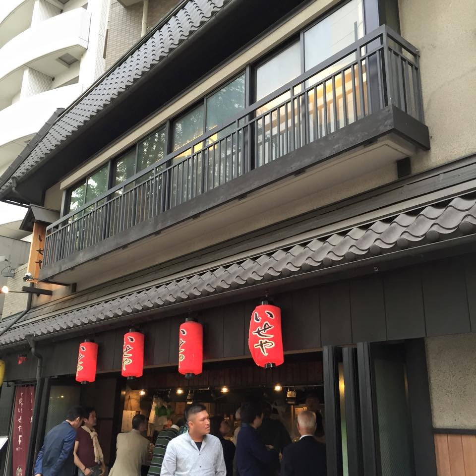 Kichijoji boasts many yakitori restaurants!