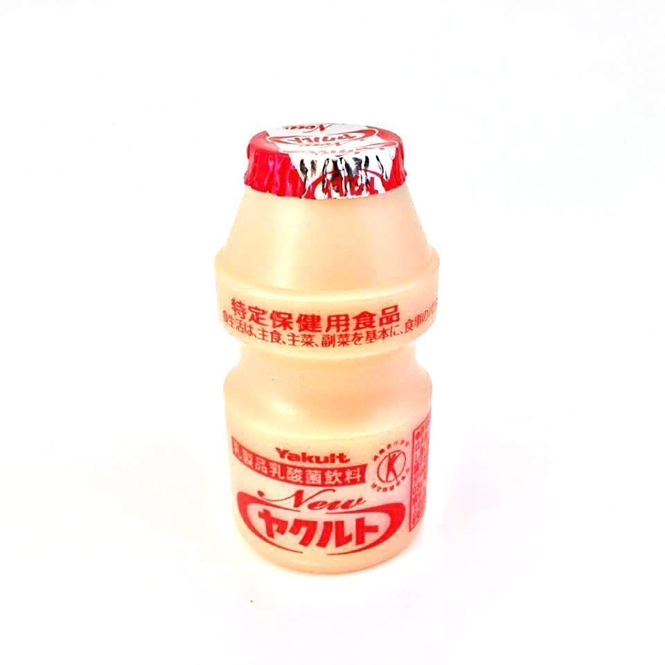 Yakult, one of the most beloved drinks in Japan