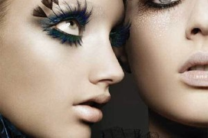 Shu Uemura's Stunning Fake Eyelashes