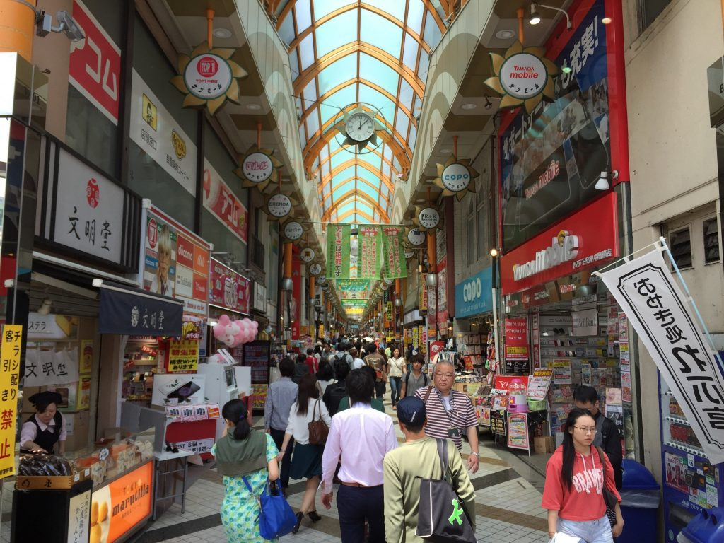 Nakano, a must-visit paradise for anime/manga lovers