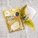 JAPAN GALS Pure Five Gold Essence Mask Hyaluronan