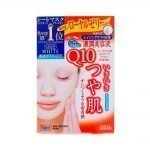 Kose Clear Turn Facial White Face Mask Co-enzyme Q10