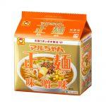 Maruchan Seimen Japanese Instant Ramen (noodles) 5 Servings - Miso Taste