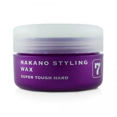 NAKANO Styling Wax 7 Super Tough Hard