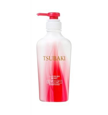 NEW SHISEIDO Tsubaki Extra Moist Conditioner Jumbo Size 450ml Made in Japan