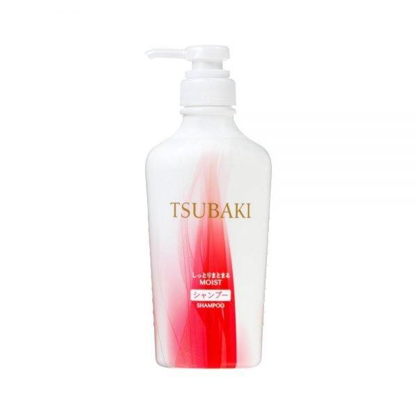 NEW SHISEIDO Tsubaki Extra Moist Shampoo Jumbo Size 450ml Made in Japan