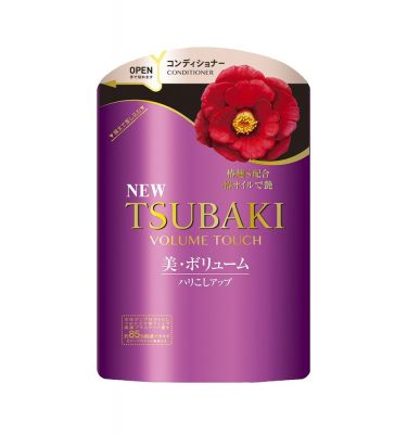Shiseido Tsubaki Shining Conditioner Refill 400ml