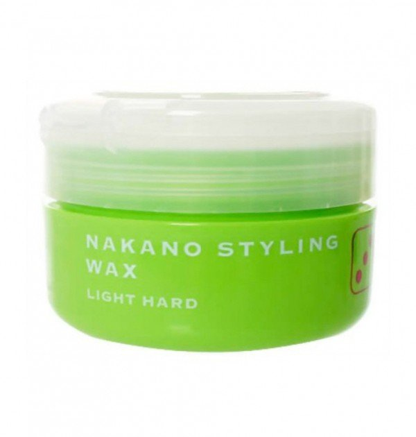 Nakano Styling Wax 3 Light Hard Made In Japan Takaski Com