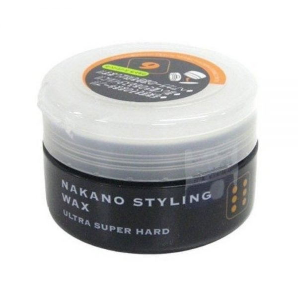 Nakano Styling Wax 6 Ultra Super Hard