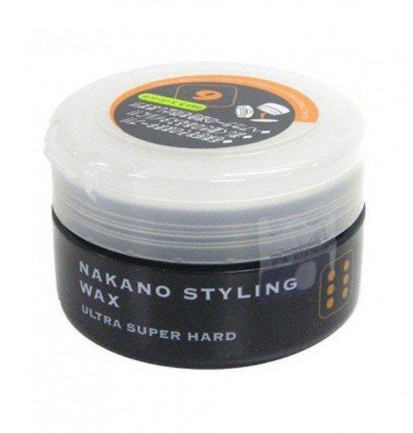 Nakano Styling Wax 6 Ultra Super Hard