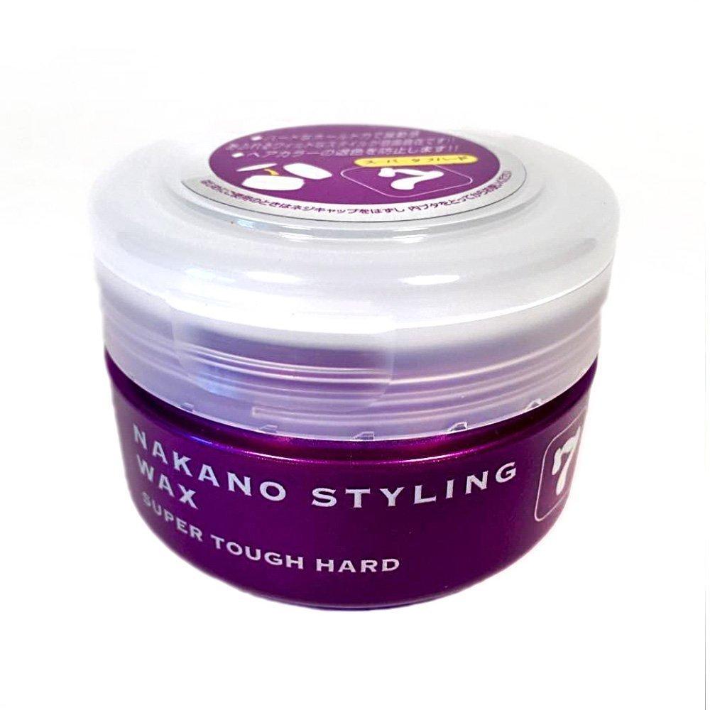 Nakano Styling Wax 7 Super Tough Hard