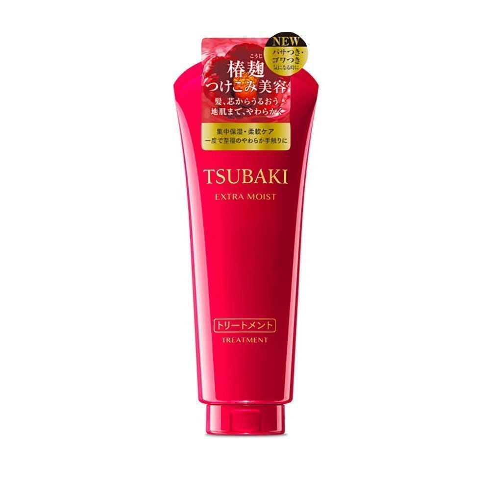 Shiseido Tsubaki Extra Moist Treatment 180g