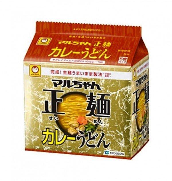 Maruchan Seimen Curry Udon 5 Servings