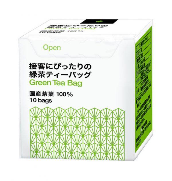 HARADA Green Tea Bag 100% Japanese Tea Leaves - Shizuoka