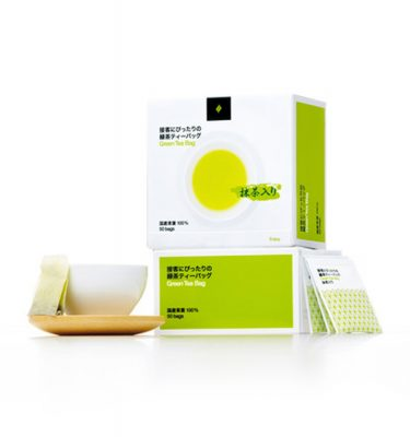 HARADA Green Tea Bag 100% Japanese Shizuoka Tea Leaves