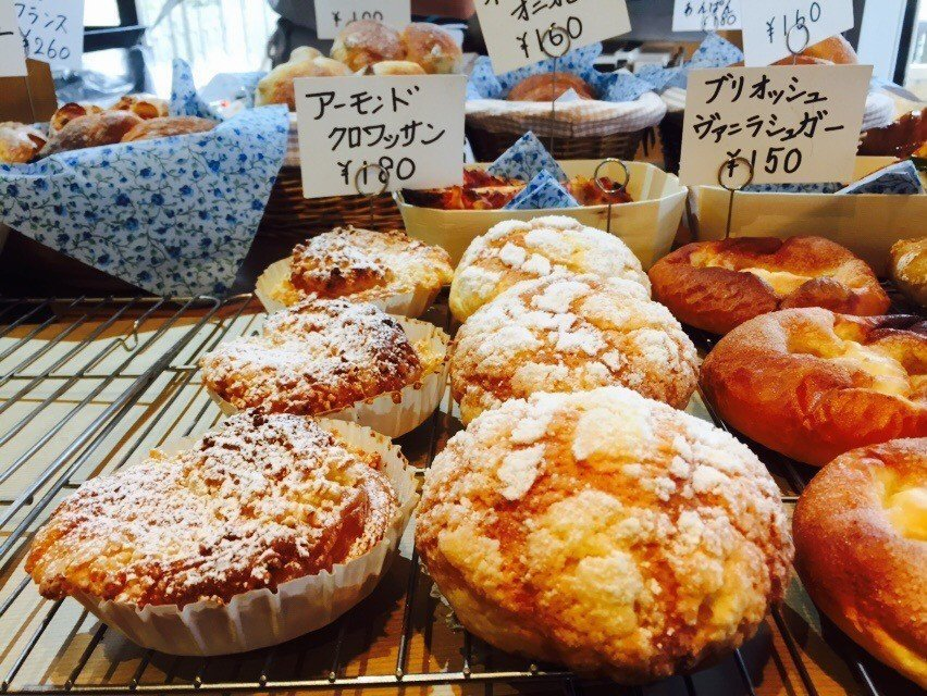 Keio Line's Top Three Bakeries -Breadal One