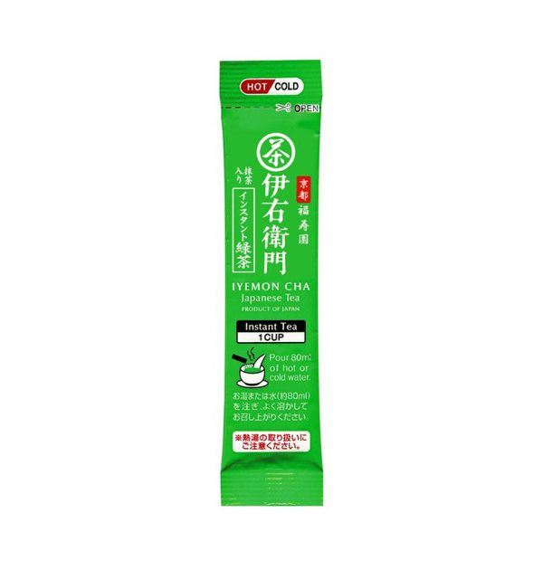 Iyemon Cha Japanese Instant Tea