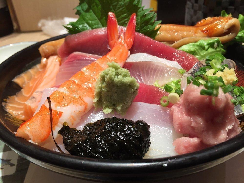 Don't leave Tokyo without embracing Midori Zushi