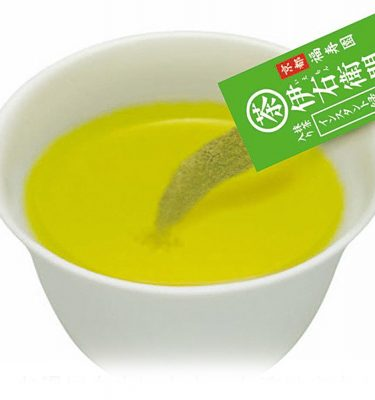 UJINOTSUYU Iyemon Ryokucha Stick Type with Matcha