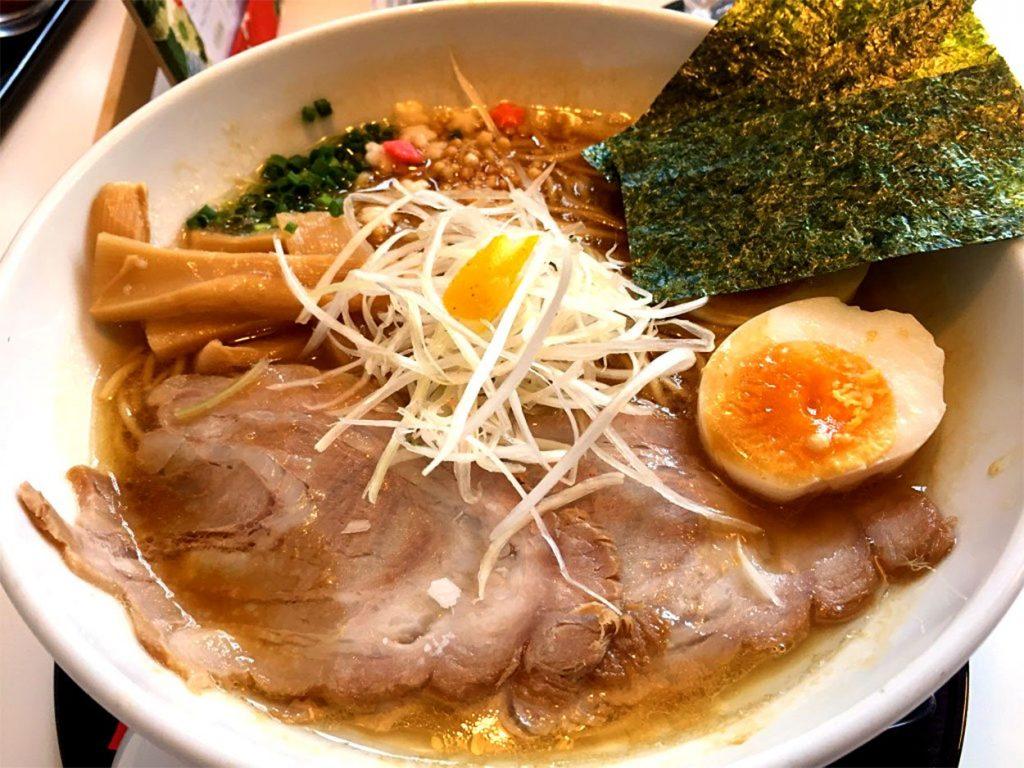 Special Ramen @ 980 yen