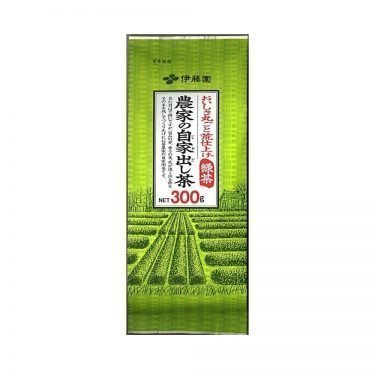 Itoen Noka no jikadashi cha - Japanese green tea leaf