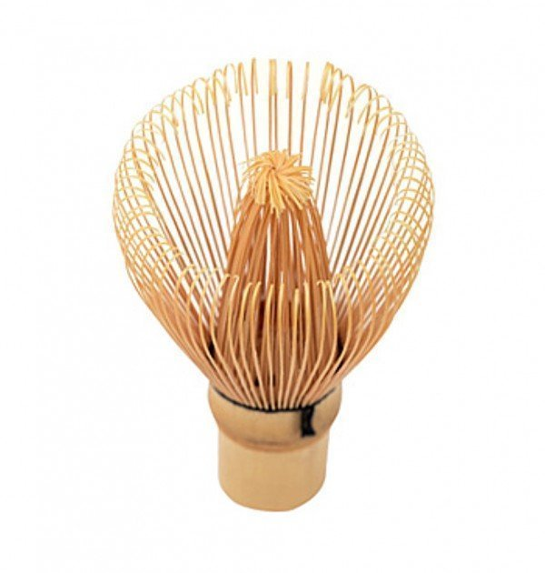 Chasen bamboo whisk by Ippodo - 80 tips