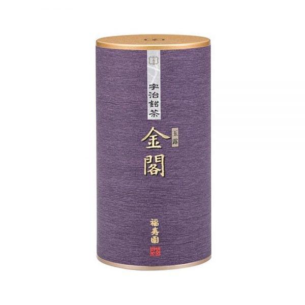 Gyokuro Kinkaku by Fukujuen Kyoto 120g can