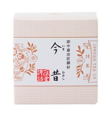 Matcha powder Ima-Mukashi- 20 g Box