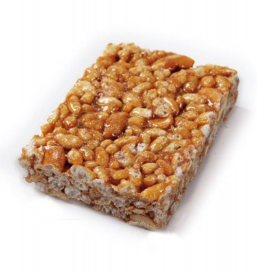 Kagurazaka Okoshi - Brown sugar (Okinawa), malt syrup and peanuts