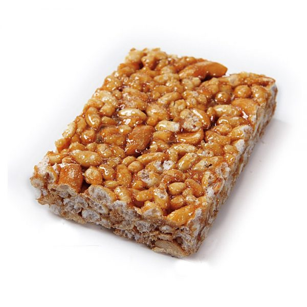 Kagurazaka Okoshi - Brown sugar (Okinawa), malt syrup and peanuts