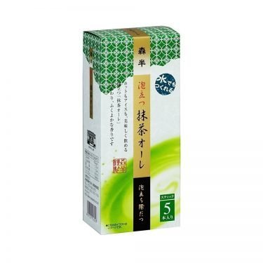 Creamy matcha au lait by Morihan - 6 sticks