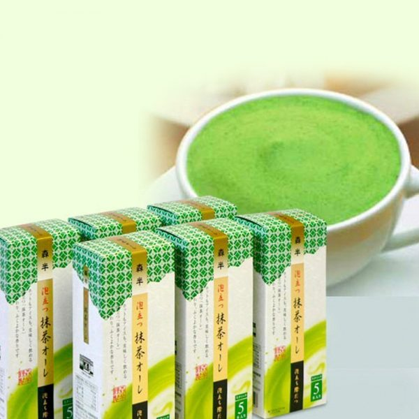 Bulk purchase matcha au lait - 5 sticks x 6pcs