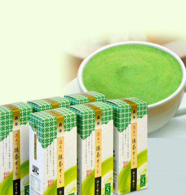 Bulk purchase matcha au lait - 5 sticks x 6pcs