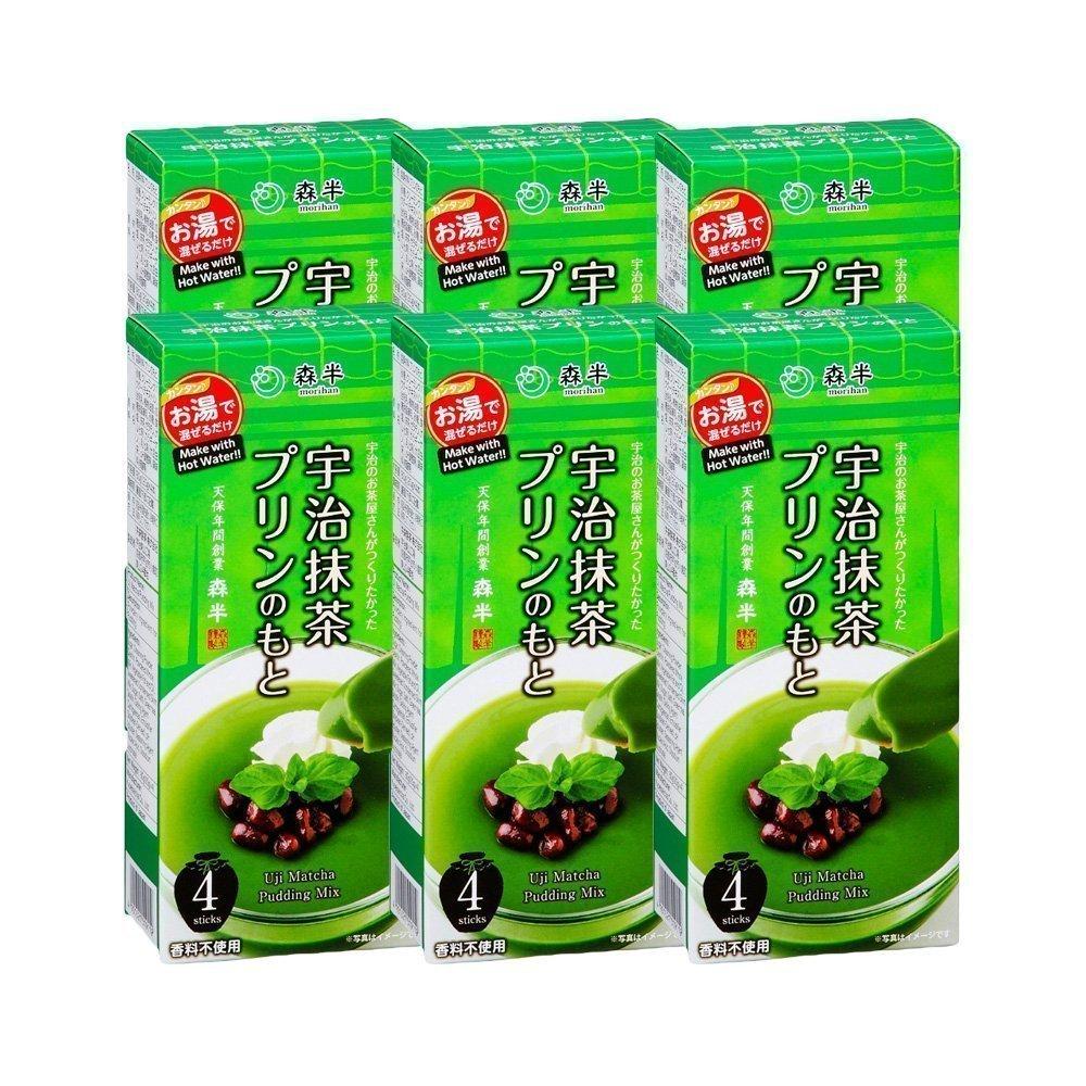 MORIHAN Matcha Green Tea Pudding Mix ...