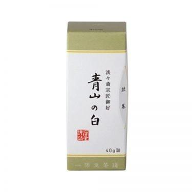 Matcha powder Aoyama-no-Shiro - 40g Box