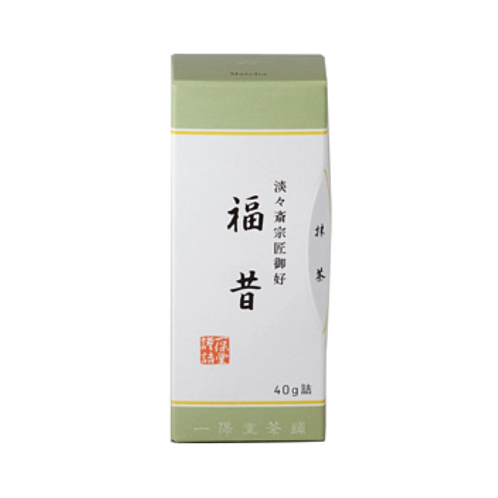 Matcha powder Fuku-Mukashi by Ippodo - 40g box