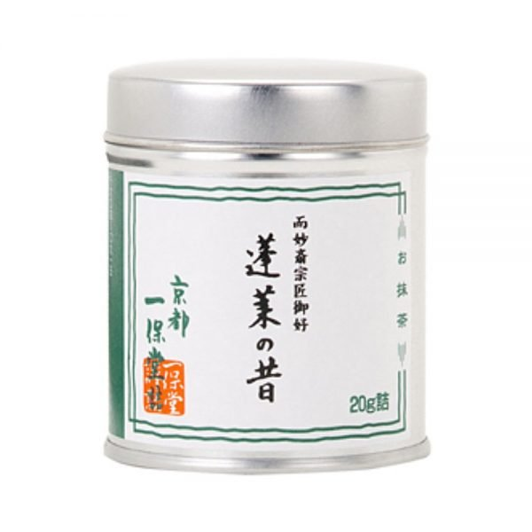 Matcha powder Horai-no-Mukashi by Ippodo - 20g