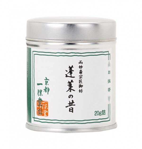Matcha powder Horai-no-Mukashi by Ippodo - 20g