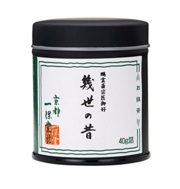 Matcha powder Ikuyo-no-Mukashi by Ippodo - 40g