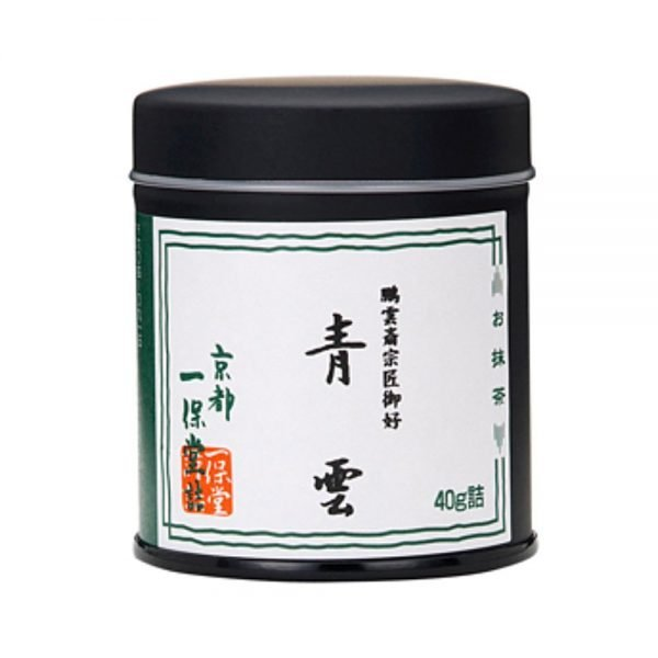 Matcha powder Seiun by Ippondo (Kyoto) - 40g