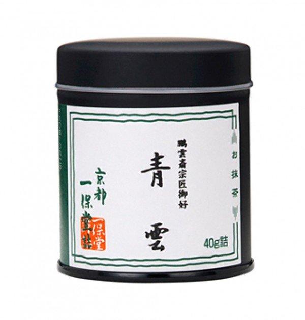 Matcha powder Seiun by Ippondo (Kyoto) - 40g