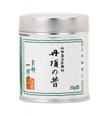 Matcha powder Tancho-no-Mukashi by Ippodo - 20g