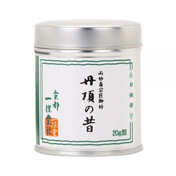 Matcha powder Tancho-no-Mukashi by Ippodo - 20g