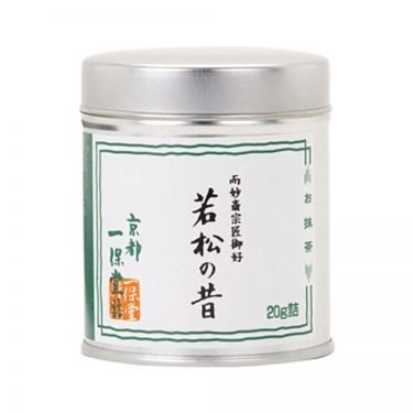 Matcha powder Wakamatsu-no-Mukashi by Ippodo - 20g