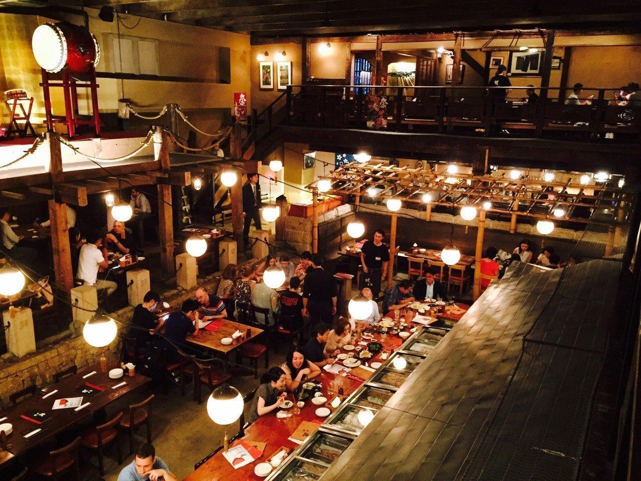 12 years on: Gonpachi aka the Kill Bill restaurant today