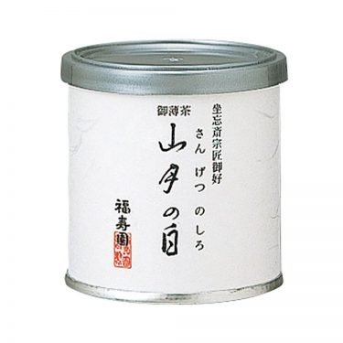 FUKUJUEN Uji Matcha Powder Sangetsuno Shiro Made in Japan