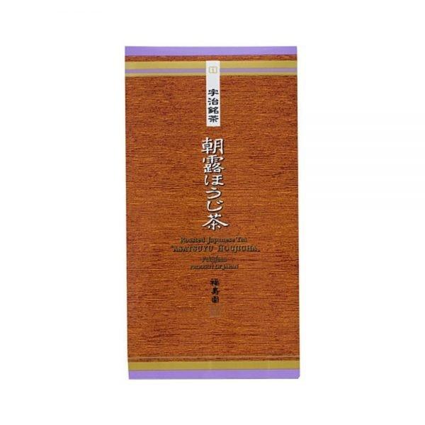 Uji hojicha - Asatsuyu by Fukujuen Kyoto 100g bag