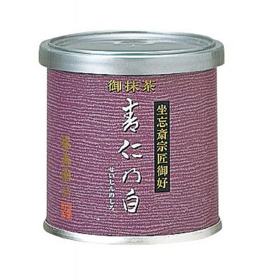 Uji matcha powder - Seijinno Shiro 20g can